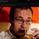 """Da bleibt kein Auge trocken: """"Dem Hammerl sein Videoblog""""."""