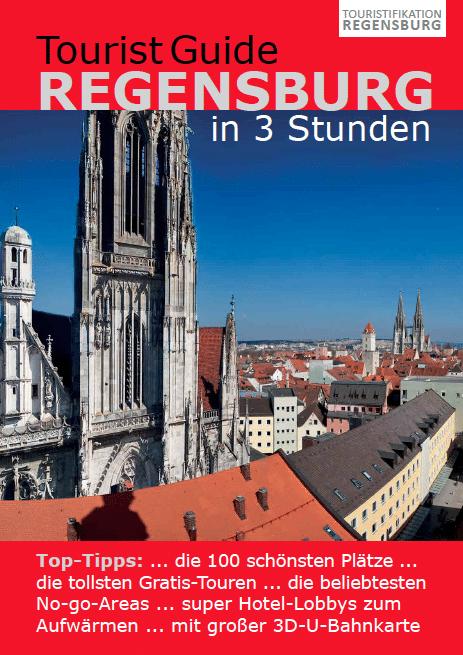 Mit zwei Domen vermarktet sich Regensburg besser als mit nur einem. Foto: Screenshot.