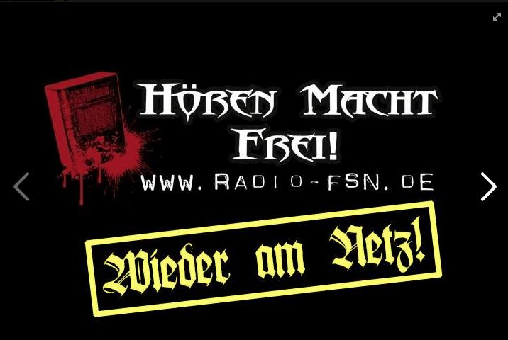 Das Radioformat von Schröder sendet weiter. Foro: Screenshot Facebook