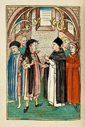 Bild aus Petrus Nigri, 1477; Quelle Wikipedia
