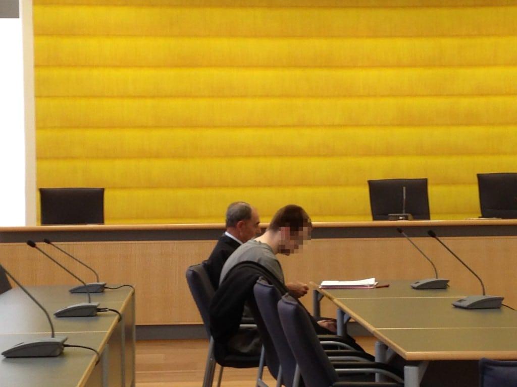 Im vorherigen Verfahren wurde bereits der Machetenangreifer zu drei Jahren und vier Monaten Freiheitsstrafe verurteilt. Foto: om