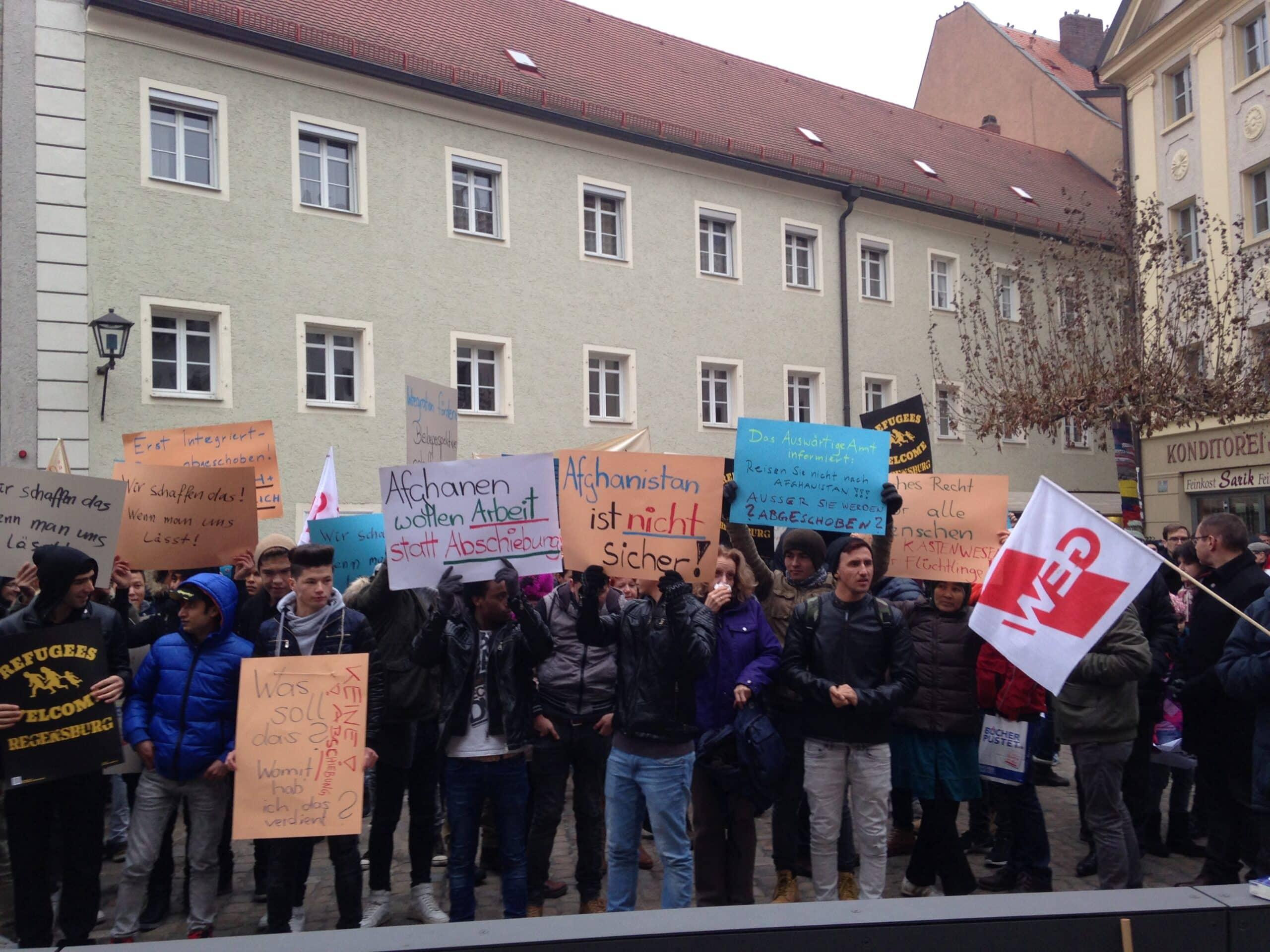 Ausbildung Statt Abschiebung Regensburg