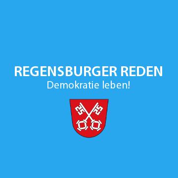 "Profilbild der ""Regensburger Reden"". Foto: Facebook."