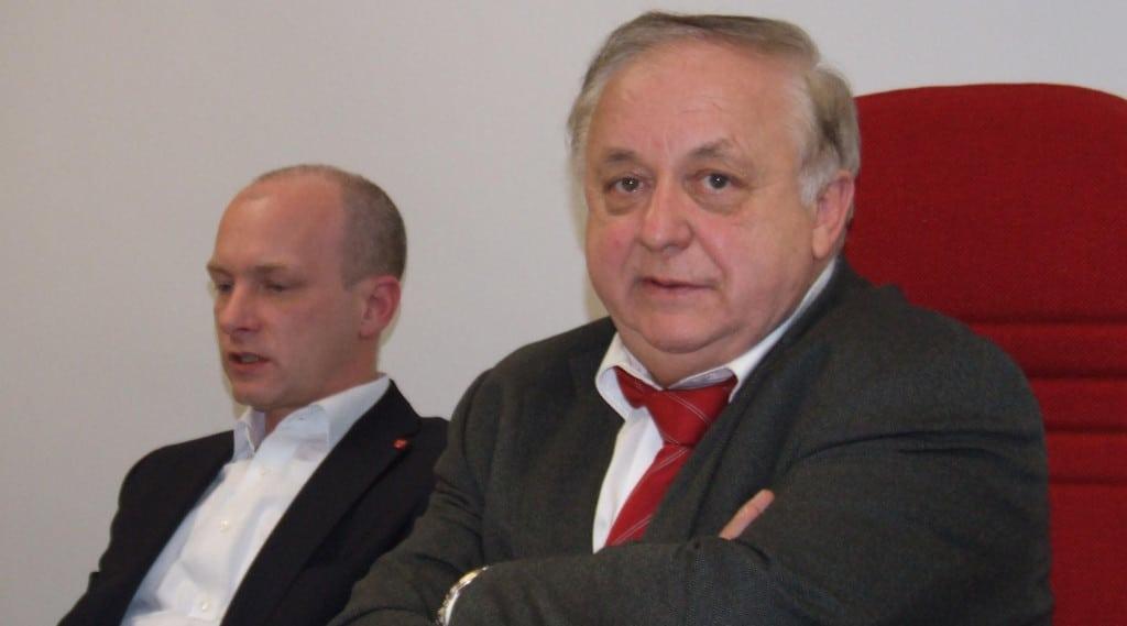 War der engste Berater von OB Wolbergs: Norbert Hartl. Foto: Archiv