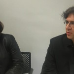 Leitet an Wolbergs' Stelle die Stadtratssitzungen: Gertrud Maltz-Schwarzfischer. Hier mit SPD-Fraktionschef Klaus Rappert. Foto: as/Archiv