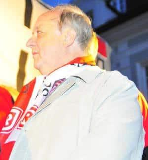 Trat als Fraktionschef zurück, bleibt aber weiterhin in Fraktion und Stadtrat: Norbert Hartl. Foto: Archiv/ Staudinger