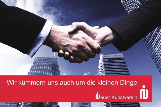 Plakat der Fleckenstein-Ausstellung 2010