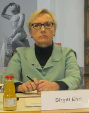 Schob die Verantwortung in der Vergangenheit auf die Agentur für Arbeit: Birgitt Ehrl. Foto: Archiv/ as
