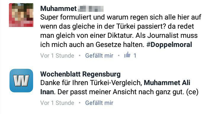 """Türkei-Vergleich """"passt ganz gut"""". Christian Eckl über die Ermittlungen gegen Christian Eckl."""