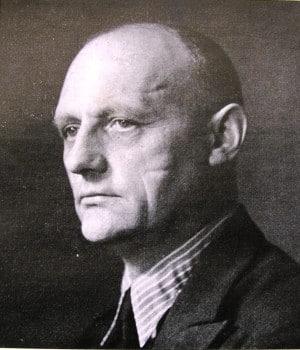 Nazi-Oberbürgermeister Otto Schottenheim um 1936. Foto: privat