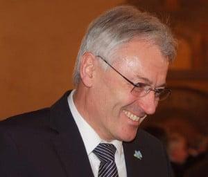 Einige Lappersdorfer sind verärgert über Altbürgermeister Erich Dollinger. Foto: Archiv/ Staudinger
