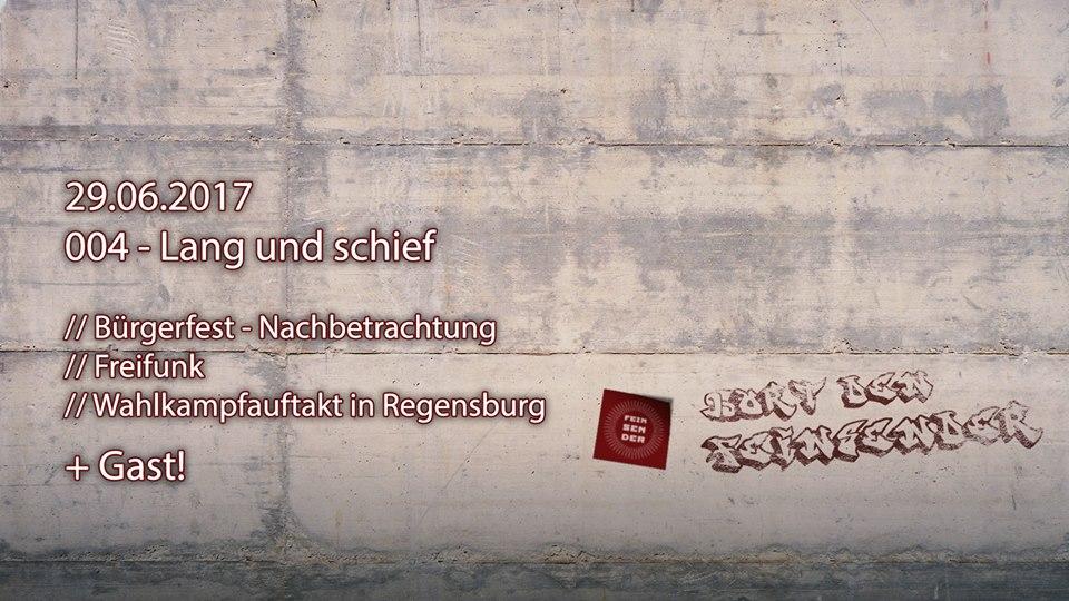 Der Feinsender - Folge 004. Foto: ld/om