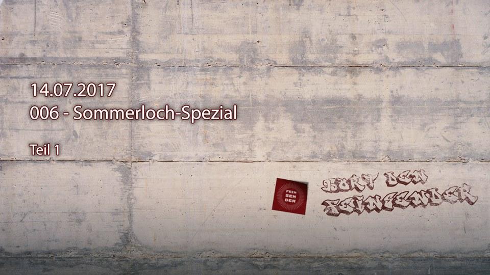 Der Feinsender - Folge 006. Foto: ld/om