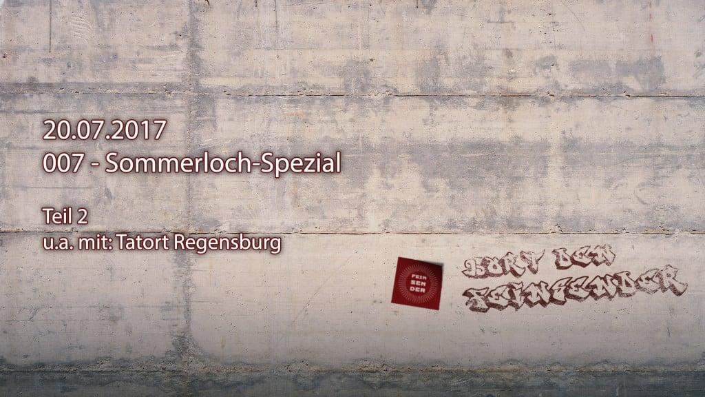 Der Feinsender - 007. Foto: ld/om