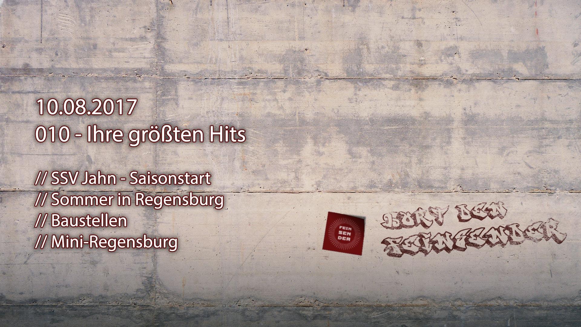 Der Feinsender - 010. Bild: ld/om.