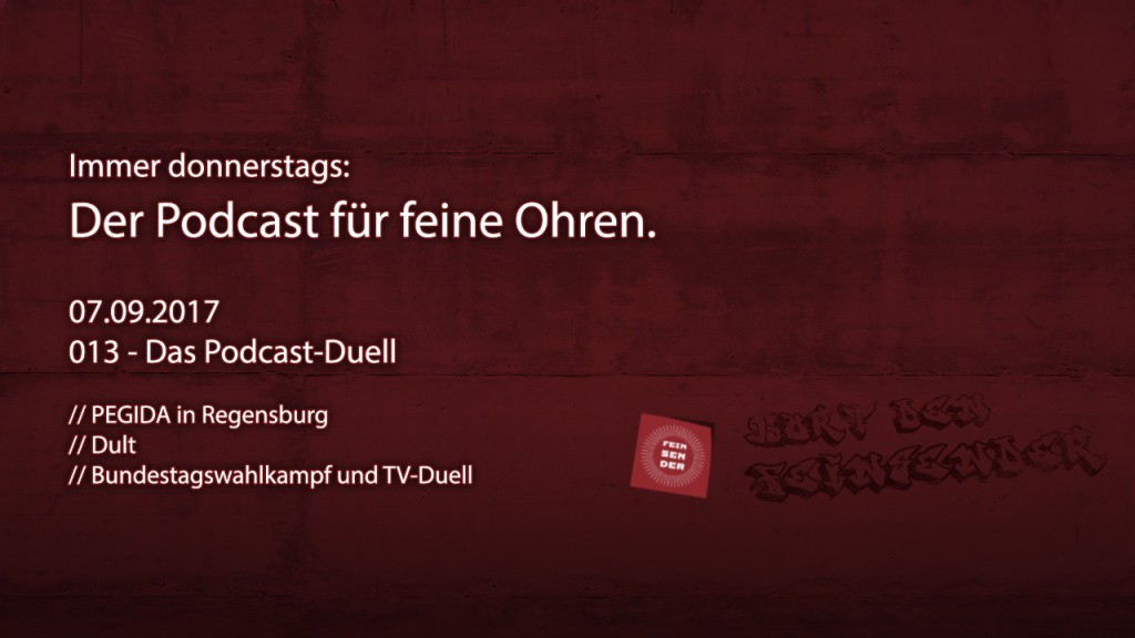 Der Feinsender – 013. Bild: ld/om.