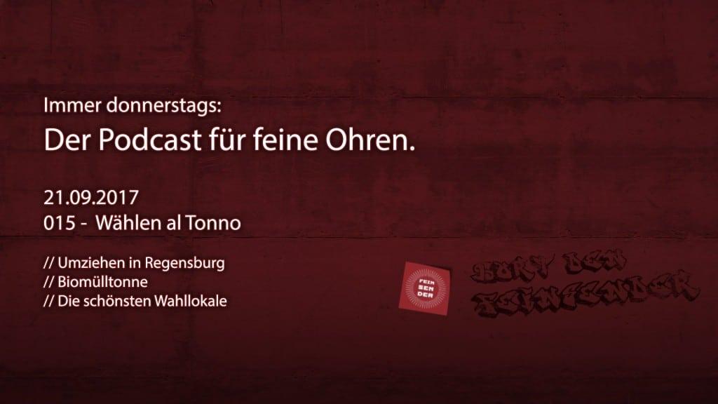 Der Feinsender – 015. Bild: ld/om.