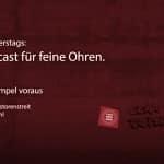 Der Feinsender – 016. Bild: ld/om.