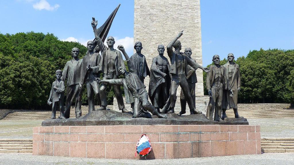 """Gedenkstätte im KZ Buchenwald: """"Die ersten Vorboten der EU-Wertegemeinschaft."""" Foto: Dr. Bernd Gross/ Wikimedia Commons"""