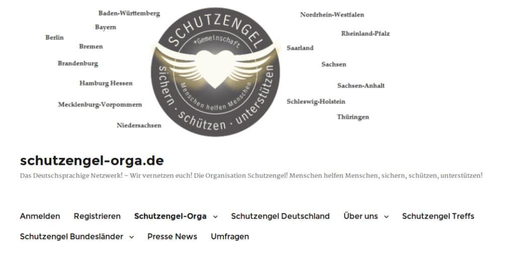 Sigls (vermeintliches) Schutzengel-Netzwerk.