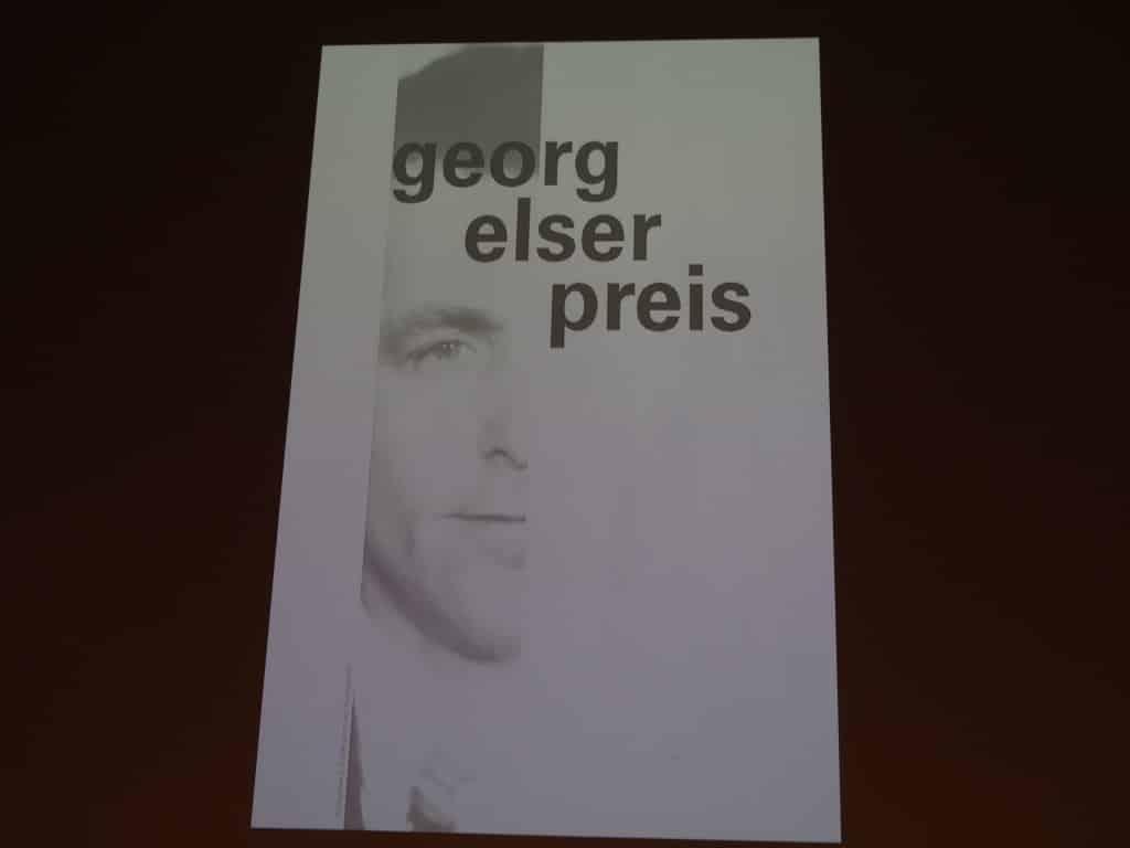 Ein lange verkannter Widerständler: Georg Elser.