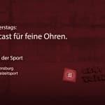 Der Feinsender, 023 - Es lebe der Sport. Bild: ld/om.