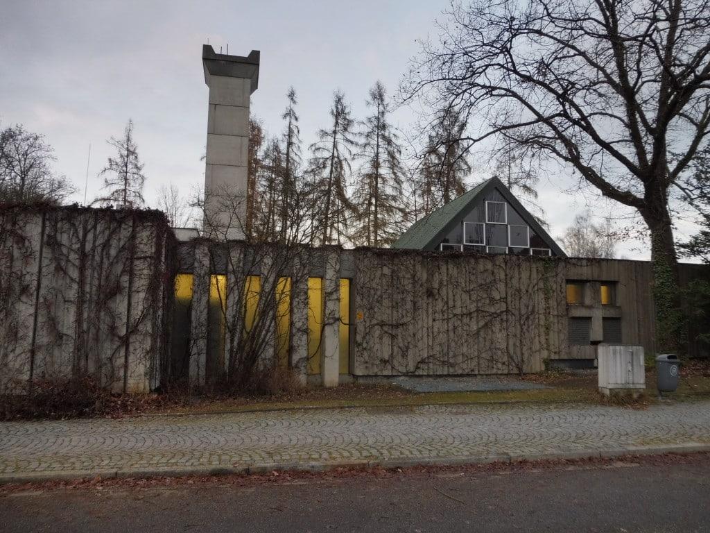 Experten plädieren schon seit Jahren für einen kompletten Neubau des maroden Krematoriums Regensburg. Foto: rw