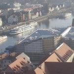 Eine Perspektive, die der Durchschnitts-Regensburger eher selten zu sehen bekommt: das Museum der Bayerischen Geschichte von oben. Foto: Staatliches Bauamt Regensburg