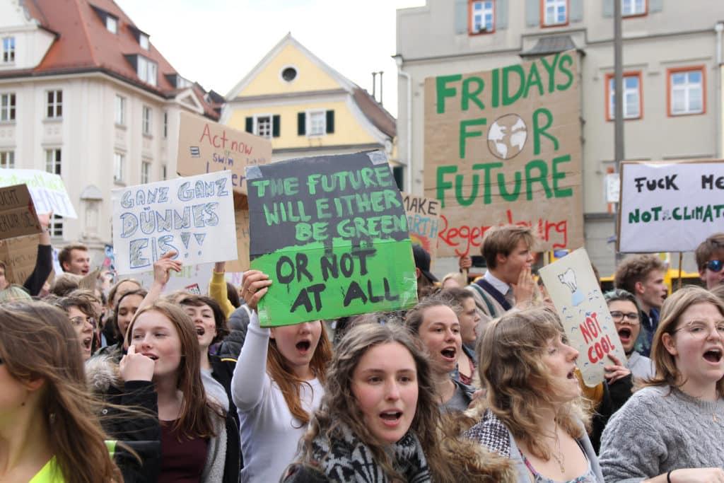 Wenn Jugend Politik Macht Regensburg Digital