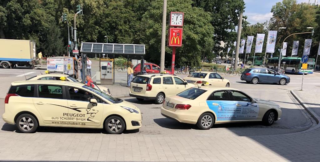 Regensburg Taxi