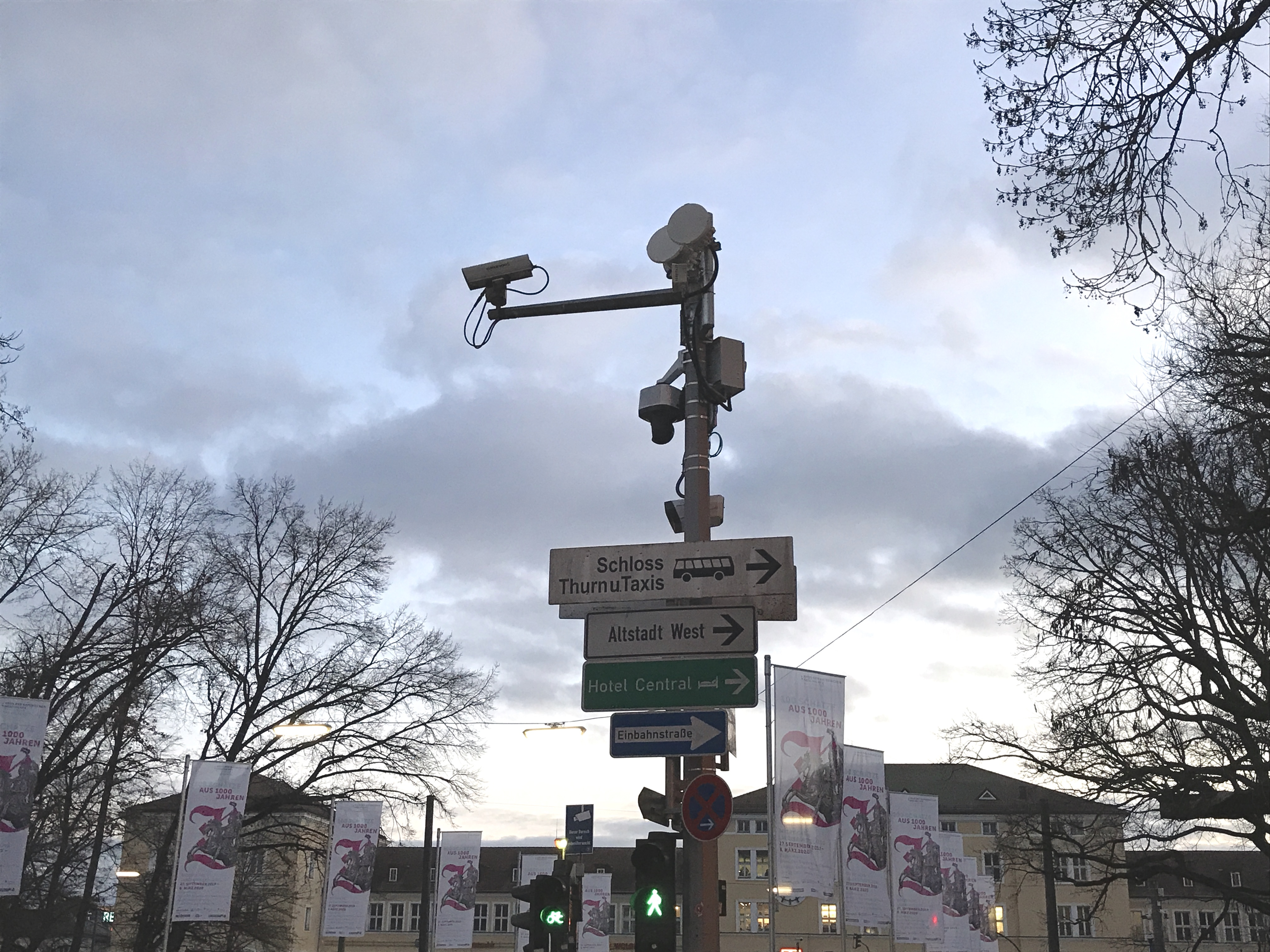 Regensburg Kriminalität