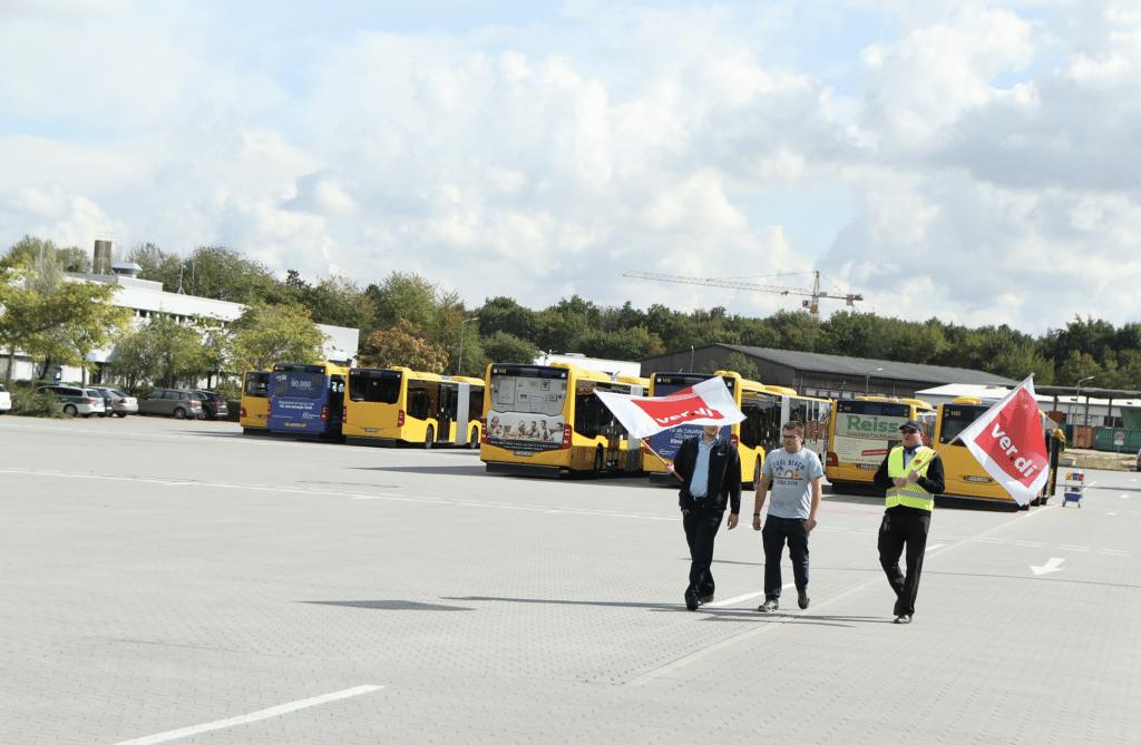 Busverkehr Regensburg