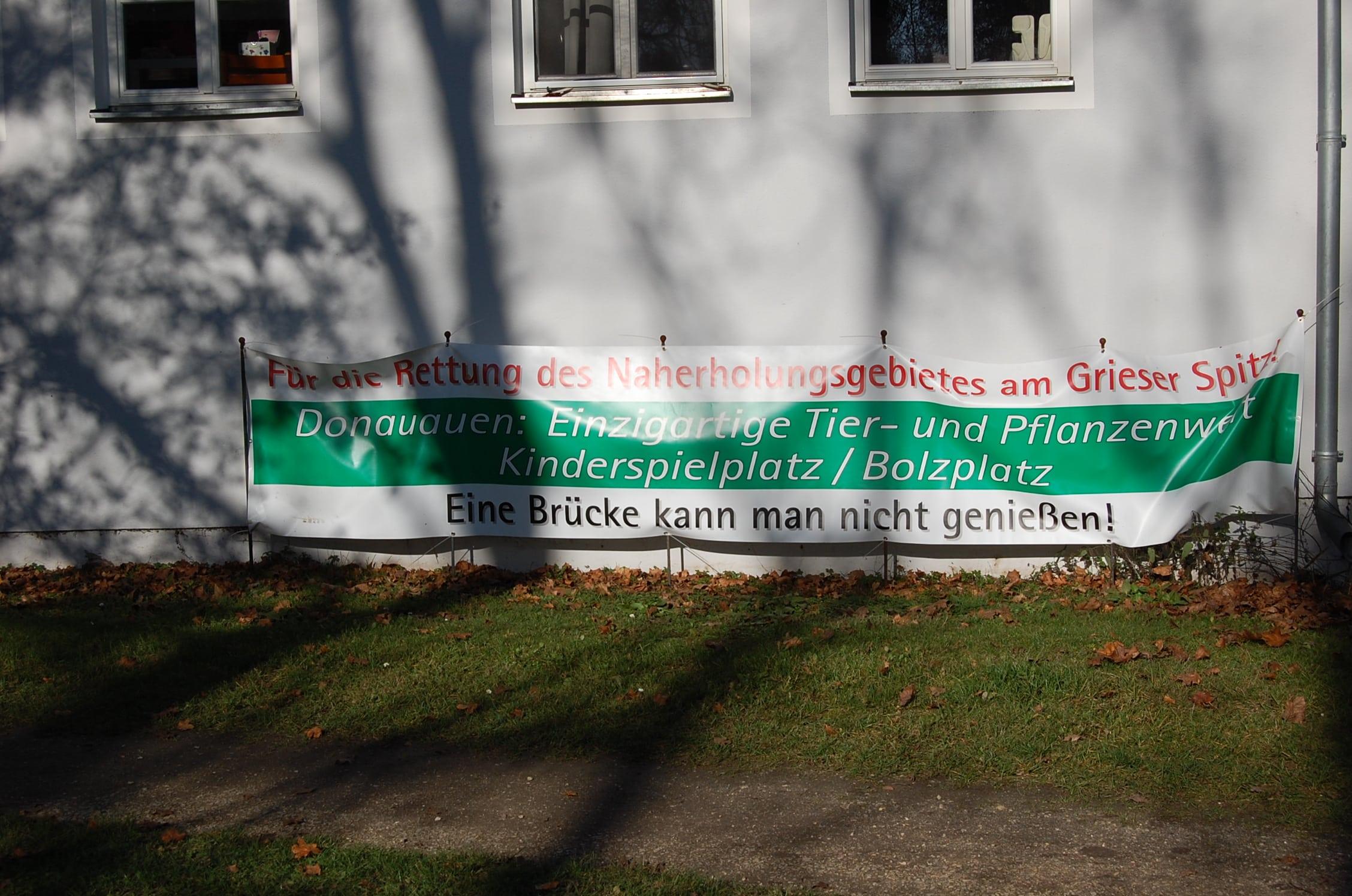 Grieser Spitz Regensburg