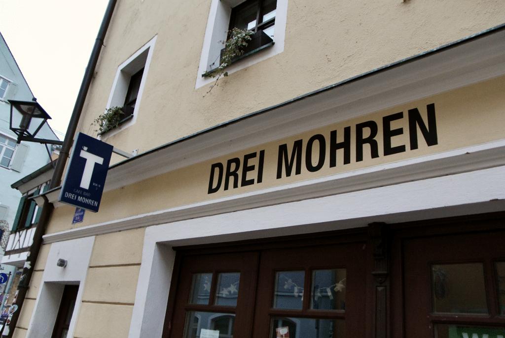 Drei Mohren Regensburg