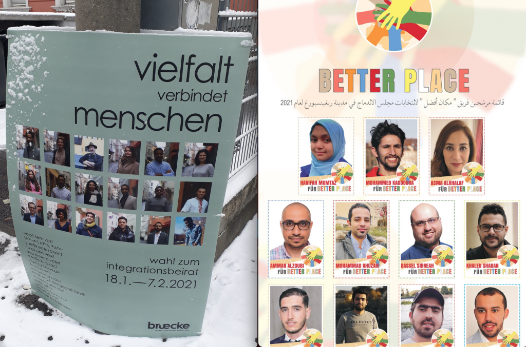 Integrationsbeirat Wahl 2021